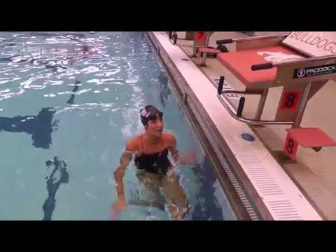 Breaststroke Drills with Kristy Kowal - Part 1 - 2-2-1-1 Combo Drill