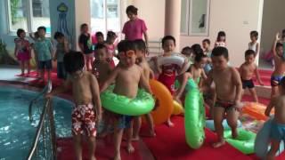 Mnvb- khởi động và bơi