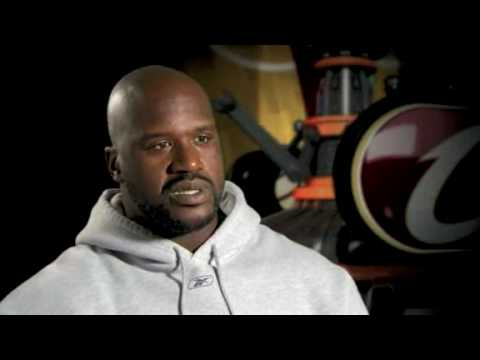 Shaquille O'Neal  Interview