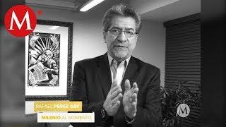 Roma, una obra maestra: Rafael Pérez Gay | Milenio al Momento