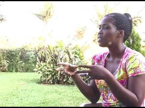 YAFRA Uganda visits Dr. Emma Naluyima