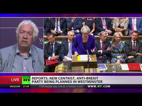 Reports: New centrist, anti-Brexit party being planned in Westminster
