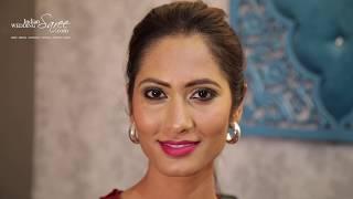Karina Kapoor Style Smoky Eyes Makeup Tutorial | Makeup Guide By Indian Wedding Saree