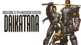 Games I F*cking Hate - Daikatana (N64)