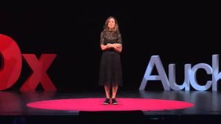 Growing through cancer | Rebecca Wadey | TEDxAuckland