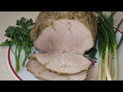 Приготовить БУЖЕНИНА в Духовке / Рецепт / Вкусное Запеченное Мясо  онлайн видео