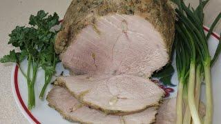 Мясо в Духовке / Рецепт вкусной запеченной свинины