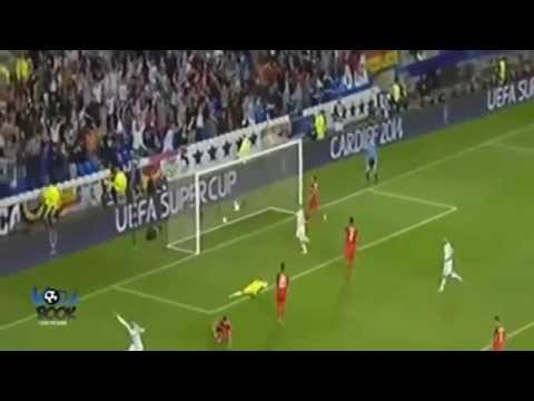 Real Madrid vs Sevilla 2 0 All Goals  HD UEFA Super Cup 2014
