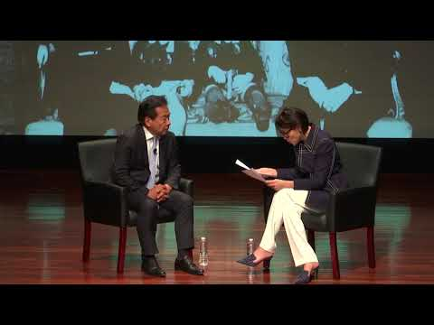 An Evening With Nobuki Sugihara In Conversation With Ann Curry