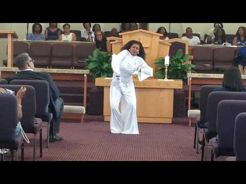 Live through it Praise dance by James...