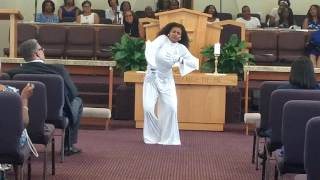 Live Through It Praise Dance By James Fortune