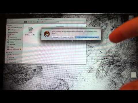 Tuto: Crée facilement une clés d'installation pour Mac os Lion