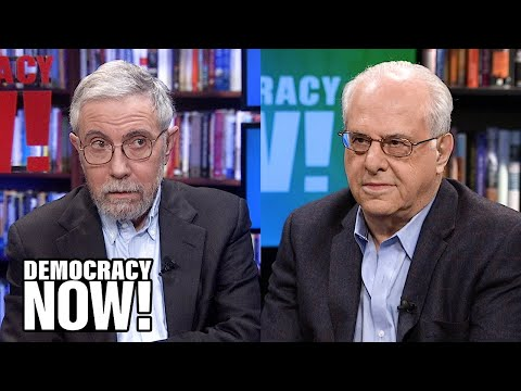 Sanders & Socialism: Debate Between Nobel Laureate Paul Krugman & Socialist Economist Richard Wolff
