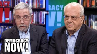 Sanders & Socialism: Debate Between Nobel Laureate Paul Krugman & Socialist Economist Richard Wolff