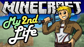 Minecraft: My 2nd Life - MY LUCKY BLOCKS SUCK! CarFlo's Mod Pack (Roleplay) Ep. 15