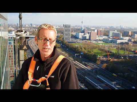 Werken aan de top in Amsterdam Zuidas