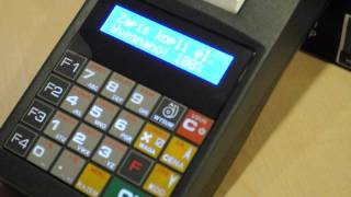 Zmiana godziny w kasie fiskalnej Optimus\ Novitus Nano E