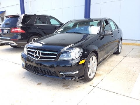 2014 Mercedes Benz C Class: C350 Start Up, Exhaust and In Depth Review