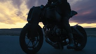 Ronin Motorcycle | A Brand Film | Shot on RED