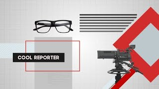Cool Reporter Intro   After Effects template