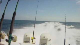 293CC Key West Boat Offshore Running - Murrells Inlet, SC