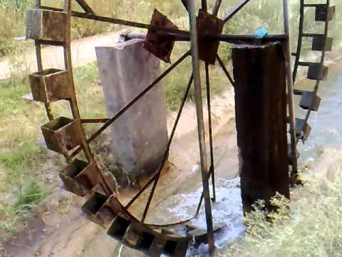 persian wheel method