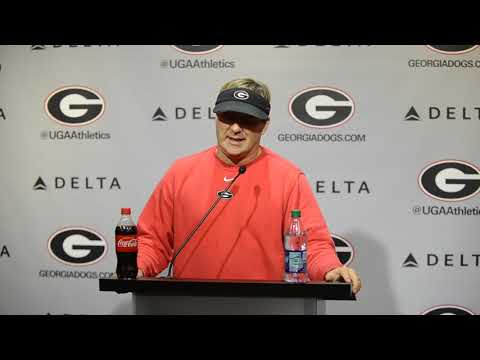 Kirby Smart: We Had Depth, But it Has Slowly But Surely Deteriorated