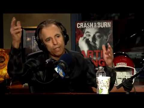 The Artie Lange   Jay Thomas instudio Part 1