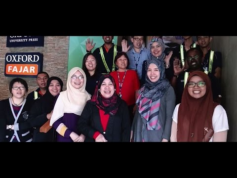 Education Changes Lives: a film about working for OUP