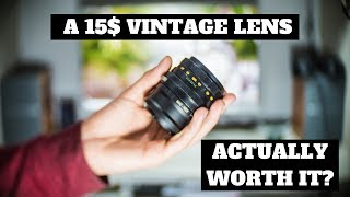 Helios 44M-2 | Is A Vintage Lens Actually Worth It?