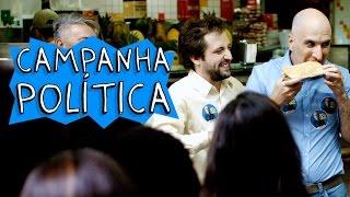 Vídeo - Campanha Política