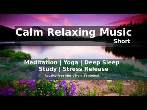 Calm Relaxing Music Short, Royalty-Free Music from Bensound | Israfil