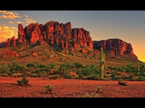 Top 10 Most Beautiful States In America