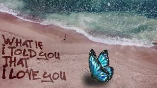 Ali Gatie - What If I Told You That I Love You [Official Lyrics Video]