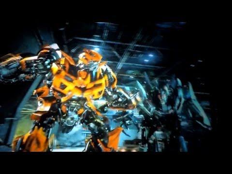 Transformers - The Ride HD POV - Universal Studios ...  Transformers - ...