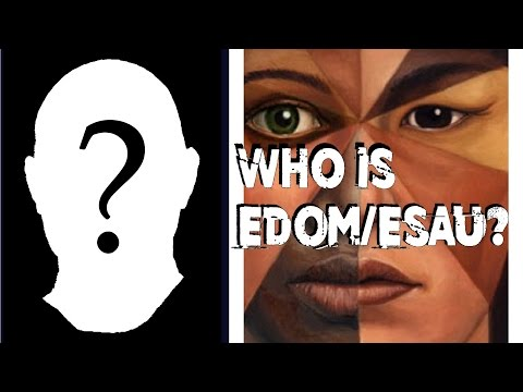 Where is Edom today? Biblical prophecy revealed!
