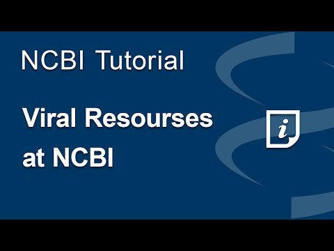 Viral Resources at NCBI