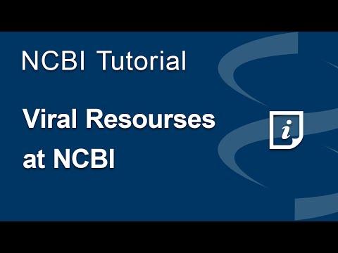 Viral Resources at NCBI