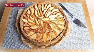 Tarta gryczana z jabłkami i cynamonem :: Skutecznie.Tv