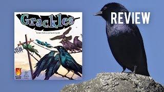 Grackles (Fireside Games) / Review / Regelerklärung + Fazit / Brettspiel