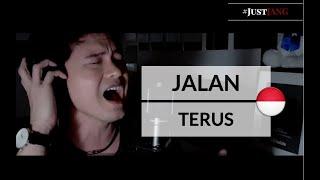 Filipino Sings JALAN TERUS (Afgan) | Nasser | Indonesia