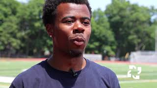 Trinity Track Star back breaking school records after an injury