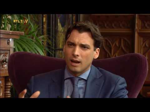 Thierry Baudet Over De Toekomstplannen Van Fvd 2 April