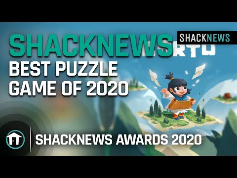 Shacknews Best Puzzle Game of 2020 - Carto |