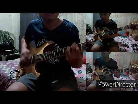 Singgit-Matthew's Mystery Band-Guitar Cover By Ellizar Licayan