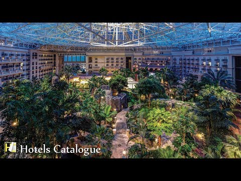 Gaylord Palms Resort & Convention Center - 4-Star Luxury Hotel and Resorts Tour