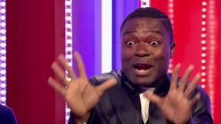 David Oyelowo recounts a funny story about his Tesla car - BBC - 6th December 2018