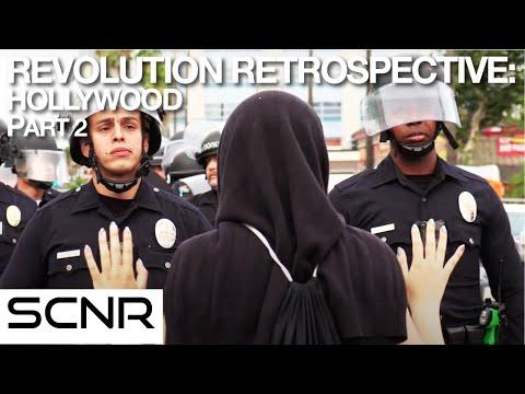 Revolution Retrospective - Hollywood, Los Angeles   SCNR