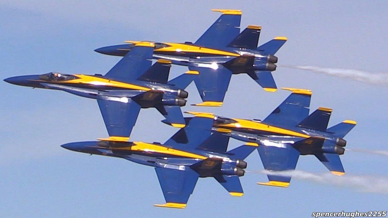 Фото blue angels
