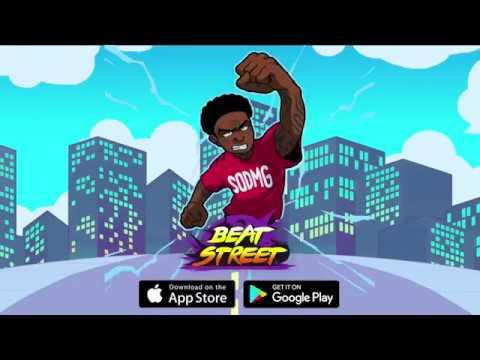 Soulja Boy in Beat Street